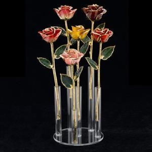 Holds 6 Roses
