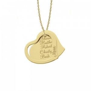Mother^s Heart Pendant 26mm