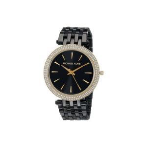 Darci Pave Black-Tone Watch