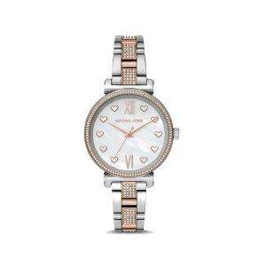 Sofie Pavé Two-Tone Watch