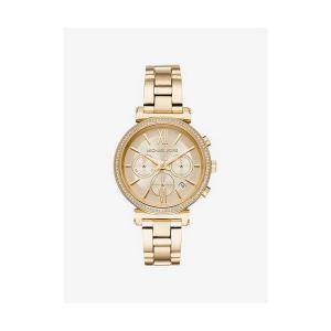 Sofie Pavé Gold-Tone Watch