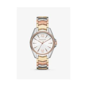 Whitney Tri-Tone Watch