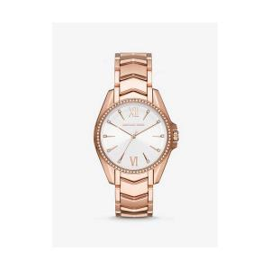 Whitney Rose Gold-Tone Watch