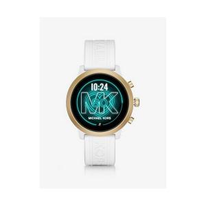 Michael Kors Access MKGO Gold-Tone and Silicone Smartwatch