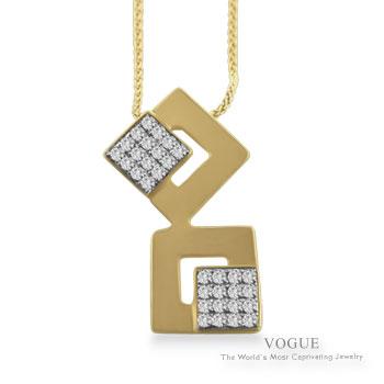 Diamond Pendants