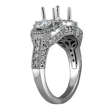 Three Stone Rings