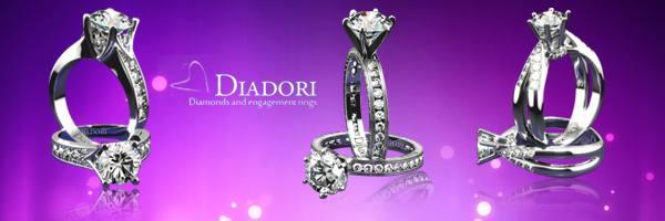 Diadori collection at Classic Designs Jewelry