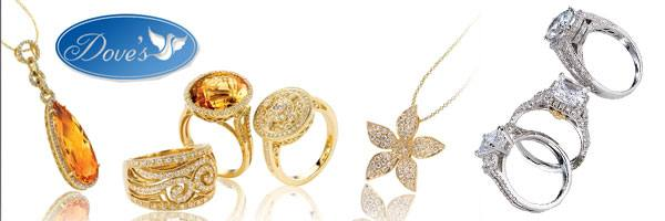 Doves collection at Classic Designs Jewelry