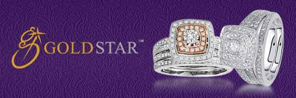 Gold Star collection at Diamond Depot