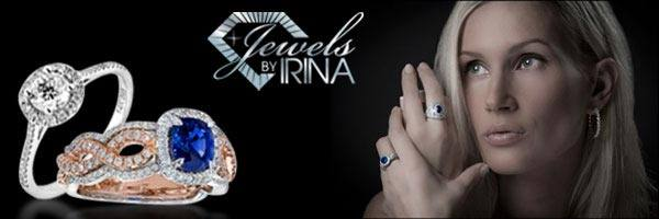 Jewels by Irina collection at Diamond Depot