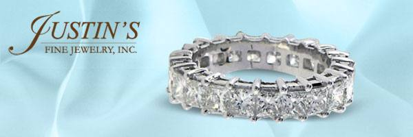 Justins Fine Jewelry collection at Diamond Depot