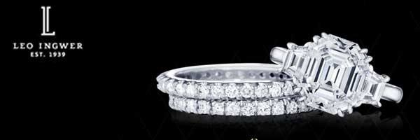 Leo Ingwer collection at Diamond Depot