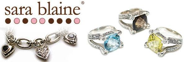 Sara Blaine Jewelry collection at Classic Designs Jewelry