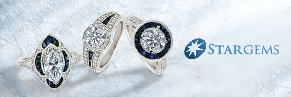 Star Gems Inc collection at Fountain City Jewelers