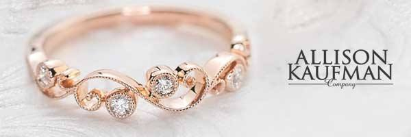 Allison Kaufman collection at Quality Jewelers