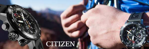Citizen Watches collection at Diamond Depot