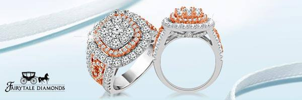 Fairytale Diamonds collection at Quality Jewelers