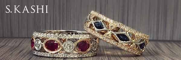 S Kashi and Sons collection at Diamond Depot