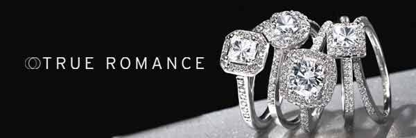 True Romance collection at Fountain City Jewelers