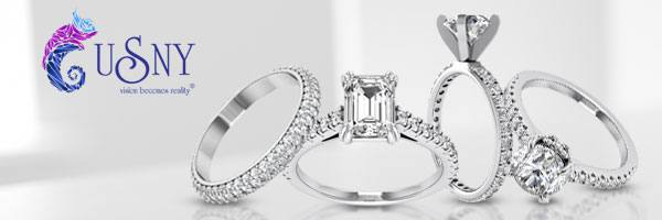 Unique Settings of New York collection at Diamond Depot
