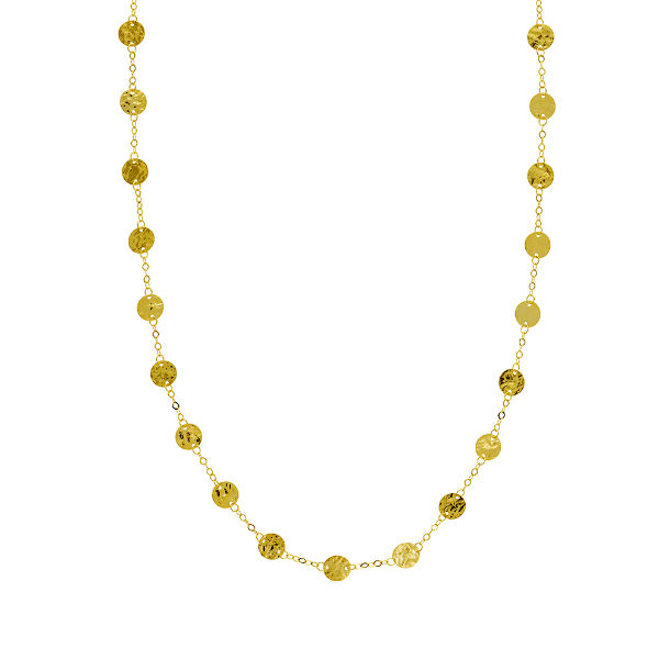 14K YELLOW GOLD LONG AND LOVELY COLLECTION